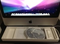 iMac 20インチ 2.4 GHz Core 2 Duo メモリ4GB MB323J/A《アウトレット》
