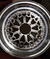 Machined Machines Billet Wide Wheel 2-Piece A-Type