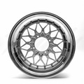 """Steady Garage Chimera """"JC Mesh"""" 12inch 3-Piece Modular Front Wheel"""