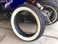 Shinko SR723 White Wall 110/70-12