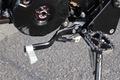 OTB Prototypes Billet Gear Selector GROM/MSX125/Monkey125