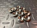 SCR_WORKS Billet Stainless Flat Washer M8