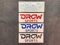 DROWsports Die Cut Decal