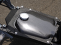 DROWsports Honda Ruckus Carbon Fiber Gas Tank Cover