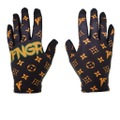 1FNGR Orange Clush Gloves