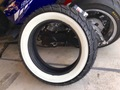 Shinko SR723 White Wall 140/70-12