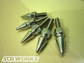 SCR_WORKS SPIKE HEAD COVER BOLTS