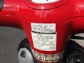 2016 Honda Giorno USDM Metropolitan Caution Label Set