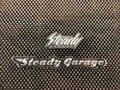 Steady Garage Logo/Wing Decal