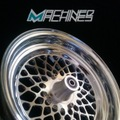 Machined Machines Billet Wide Wheel 1-Piece