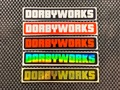 DorbyWORKS Logo Decal