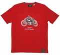Moto Guzzi Garage RED T-shirt