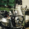 MOTO GUZZI V7Ⅲ Stone/Special/Anniversario ヘッドライトリム