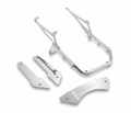 WINDSCREEWINDSCREEN STANDARD BRACKETS KITN STANDARD BRACKETS SMALL METALLIC PARTS