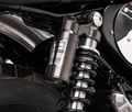 V7Ⅱブラックショックアブソーバー