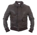 VESPA LEATHER JACKET/MAN