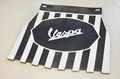 Vespa マッドフラップ【ブラック】【レッド】【イエロー】