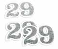MOTO GUZZI ゼッケン29