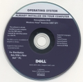 DELL 再インストールDisk windows Vista Business 32bit SP1