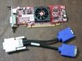 ATI Radeon HD4550 (HP) D-sub15変換ケーブル付