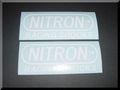 NITRON ステッカー
