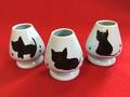 【手描き】猫の茶筅休め(茶筅直し)【茶筅を長持ちさせるのに必須!】