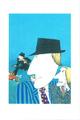 ポストカード「悪党たちのジャムセッション」