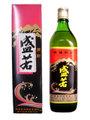 本格焼酎 盛若 『樫樽貯蔵』 700ml (箱入り) 【神津島酒造】