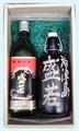 本格焼酎 盛若 樫樽貯蔵700ml1本+オリジナル徳利1本 化粧箱入