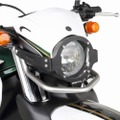 ZETA ヘッドライトガード セロー250専用 品番ZE52-4400