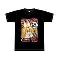 『けものフレンズ』セリフデザインTシャツ(サーバル)【Lサイズ】
