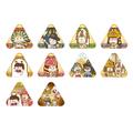 『おそ松さん』三角缶バッジ 10種1BOXセット