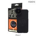 DEATH DIGITAL(デスデジタル)iPhone 7 専用レンズ&ケース DEATH LENS FISHEYE(魚眼)