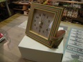 MAD WOOD Frame clock