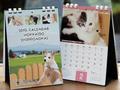 2019しっぽの会 卓上カレンダー