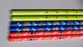 ムツさんオリジナル鉛筆3色*6本セット