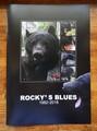 ROCKY'S BLUES ■クマのロッキー小写真集