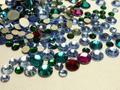 Swarovski® crystal Flat back mix#2058(送料込)