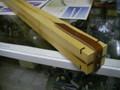 竹製 クワッドロッドケース