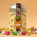 ぐんまちゃんカフェチョコ缶