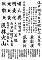 高解像度書体 朱雀(ダウンロード版)