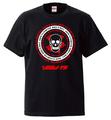 「ドクロ」Tシャツ