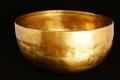 【174】黄金色に輝くシンギングボウル