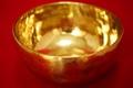 【189】黄金色に輝くシンギングボウル