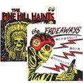 "THE FADEAWAYS : THE PINE HILL HAINTS / SPLIT (7"")"