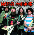 Missing Monuments - s / t LP