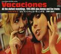 """VACACIONES """"ALL THE ELEFANT RECORDINGS, 1999-2003″ 2CD"""