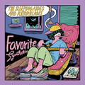 THE SLEEPING AIDES & RAZORBLADES / FAVORITE SYNTHETIC (CD)