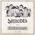 SLEEPING AIDES&RAZORBLADES  and   DON KARNAGE splitCD 『12/11/16』