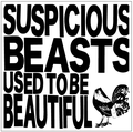 "SUSPICIOUS BEASTS / USED TO BE BEAUTIFUL 12""EP 45RPM BLACK HOLE-002 / DEBAUCH-001"